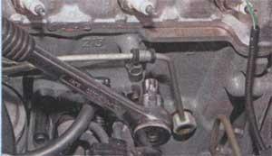 держаиель трубки Лада 4x4 (Ваз) 2121 Нива, держаиель трубки Лада 4x4 (Ваз) 2131 Нива