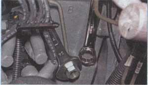 штуцер трубки Лада 4x4 (Ваз) 2121 Нива, штуцер трубки Лада 4x4 (Ваз) 2131 Нива