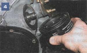 снять масляный фильтр Лада (Ваз) 21213 Нива, снять масляный фильтр Лада (Ваз) 21214i Нива