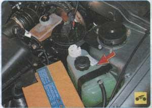 бачок охлаждающей жидкости Ваз 2113, бачок охлаждающей жидкости Ваз 2114, бачок охлаждающей жидкости Ваз 2115