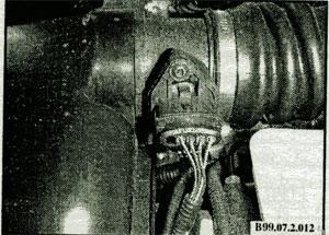 датчик воздуха Ваз 2107