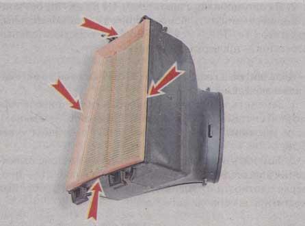фильтрующий элемент Lada Largus