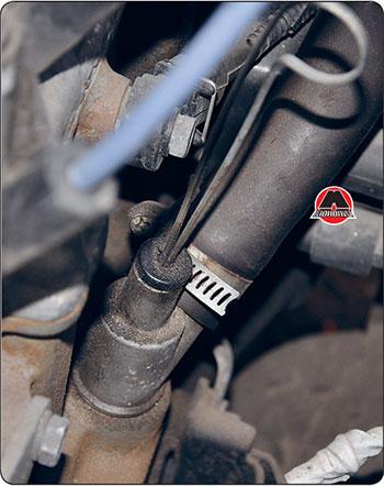 Уровень моторного масла ВАз 2113