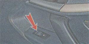 Выключатели электростеклоподъемников Лада Веста 2015