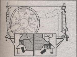 вентилятор системы охлаждения двигателя Volvo S40 2003 года