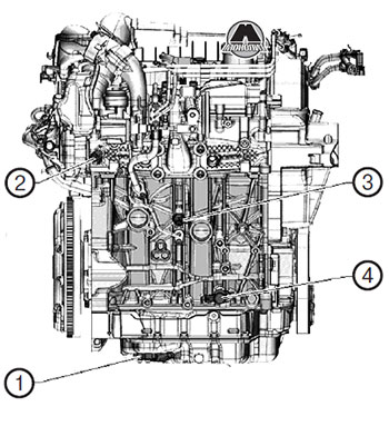 Датчик давления моторного масла Volkswagen Tiguan с 2020
