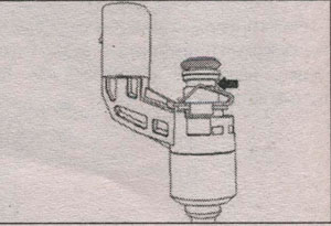форсунка Volkswagen Passat B7