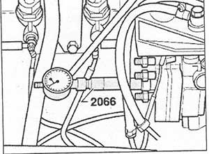 Индикатор Volkswagen Multivan
