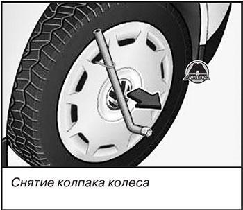 Колпак колеса Volkswagen Tiguan