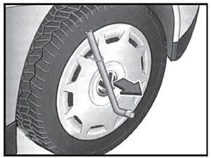 Колпак колеса VW Transporter T6
