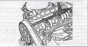 метка маховика Volkswagen Sharan, метка маховика Ford Galaxy, метка маховика Seat Alhambra