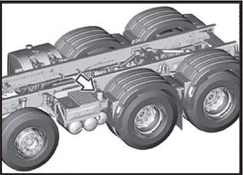 Пневмосистема Volvo FH