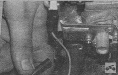 впускной коллектор Lada Vaz 2104