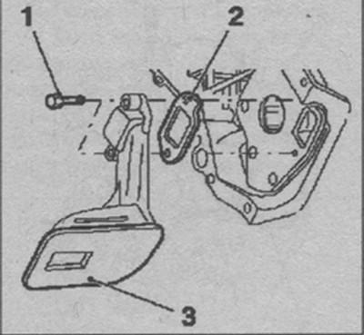всасывающий маслопровод Opel Astra H