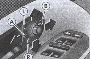 Электропривод Volkswagen Sharan