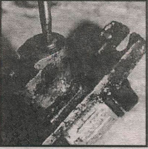 клапан выпускного воздуха Volkswagen Passat B5