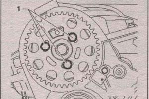 шкив распредвала ступицы Volkswagen Golf IV, шкив распредвала ступицы Volkswagen Golf Variant