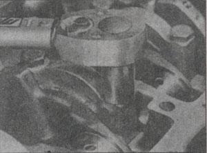 крышка коренного подшипника Volkswagen Passat, крышка коренного подшипника Volkswagen Passat Variant