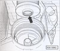 масляный фильтр VW Passat B6