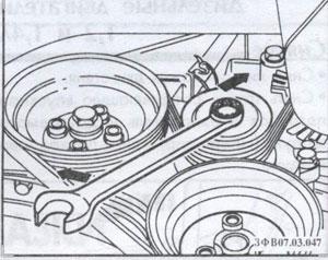 натяжной ролик Volkswagen Lupo, натяжной ролик Seat Arosa