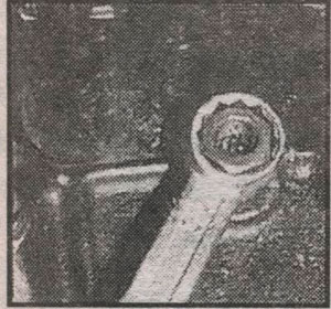пробка слив масла Volkswagen Passat B5