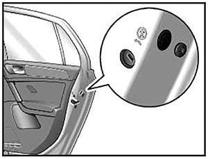 Резиновое уплотнение Volkswagen Teramont