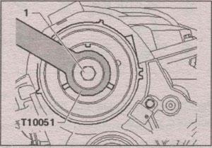 винты ступицы Volkswagen Golf IV, винты ступицы Volkswagen Golf Variant