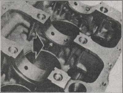 жиклеры охлаждения поршней VW LT
