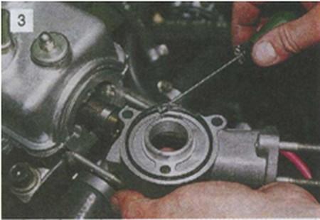 замена уплотнительного кольца головки блока Лада Ваз 2110