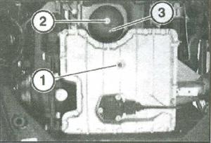 двигательное масло BMW X5, масляный фильтр BMW X5