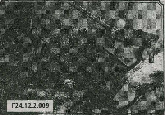 сливная пробка коробки передач ГАЗ 24