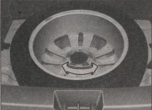запасная шина Kia Sportage