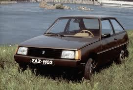 Автомобиль Zaz-1102, автомобиль Заз-1102
