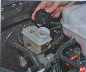 крышка бачка тормозной жидкости Daewoo Gentra