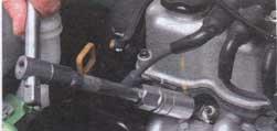 Свеча первого цилиндра Daewoo Matiz