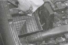 Воздушный фильтр Daewoo Nexia