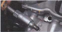 Свеча цилиндра Daewoo Matiz