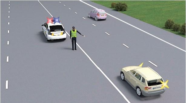 документи які повинен пред'явити для перевірки водій на вимогу працівника поліції